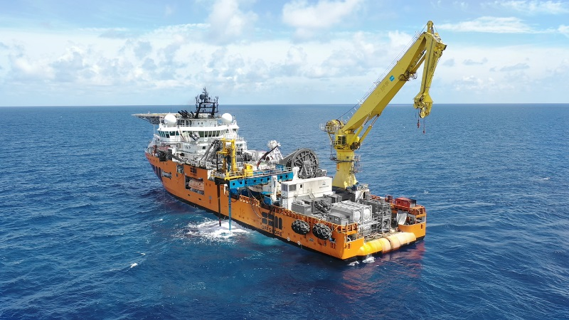 'Moving the industry forward'; the success of Barge Master's Deep Water Floating Drill Operation