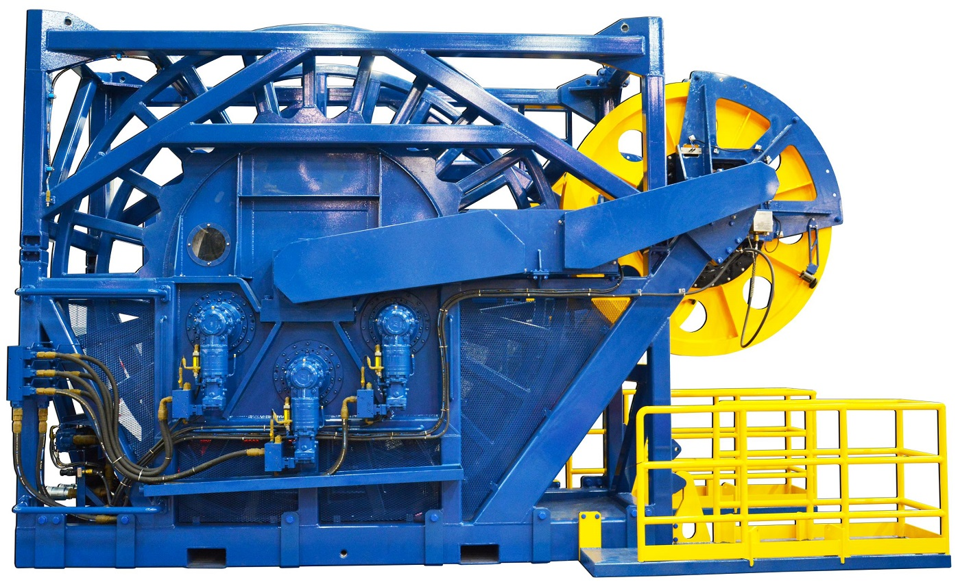 Logan Industries introduces new set of coiled tubing reelers for open water interventions
