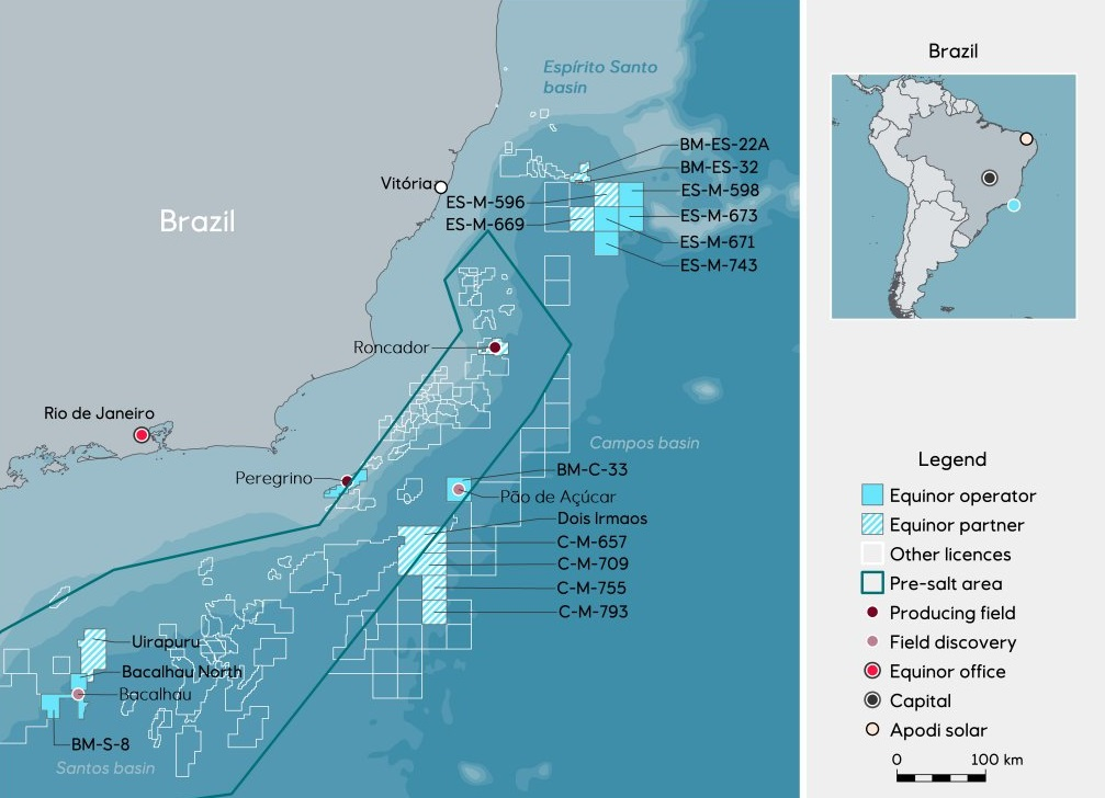 BM-C-33 development project approved in Brazil